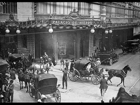 "Vals ""Club Verde"" - Mexican Waltz 1901 - Rodolfo Campodonico (1866-1926)"
