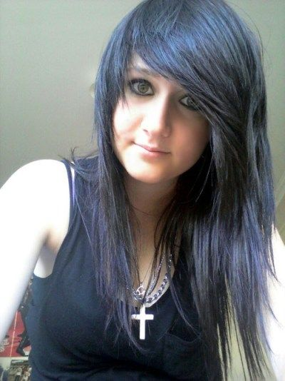 Remarkable Emo Girl Hairstyles Emo Girls And Girl Hairstyles On Pinterest Short Hairstyles Gunalazisus