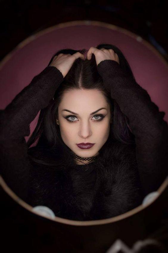 Model: Lorelei SwanPhotographer Martynas Ceilytka Welcome to Gothic and Amazing  www.gothicandamazing.org