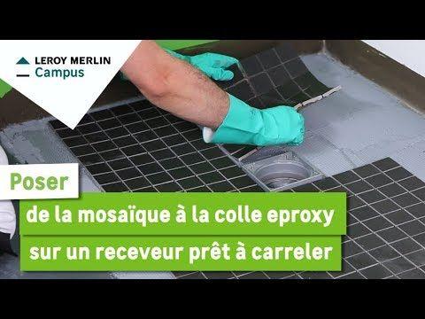 Epingle Par Kk Sur Empreintes Digitales Colle Epoxy Leroy Merlin Receveur