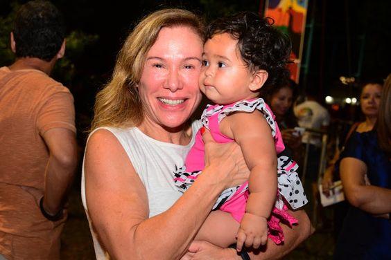 Visita da prefeita Teresa Surita ao Festival das Araras, em Boa Vista #teresasurita #boavista #roraima #festivalararas