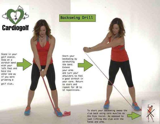 Backswing Drill KPJgolf.com