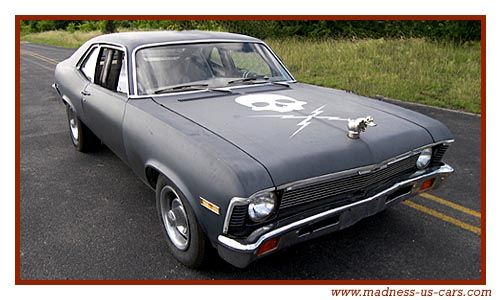 """Re: WIP - 1970 - Chevy Nova from """"Death Proof"""""""