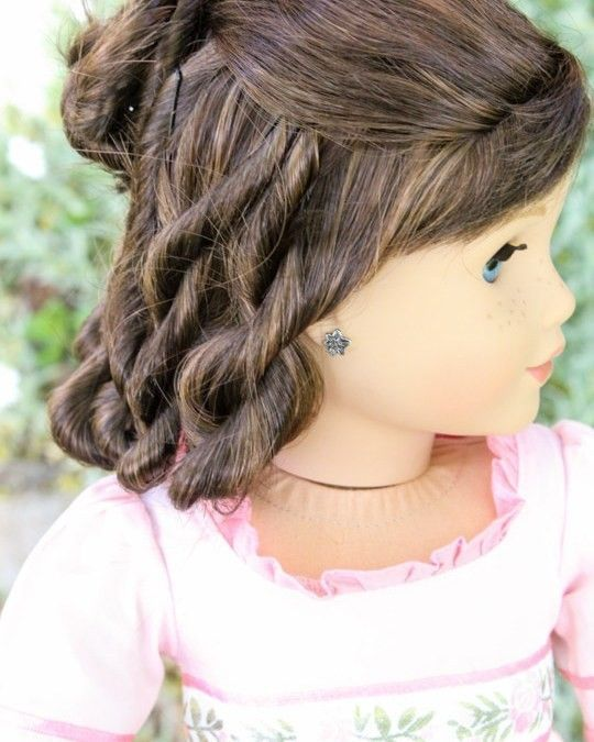 Hair Styles For Baby Dolls American Girl Doll Hairstyles Barbie Hairstyle Doll Hair