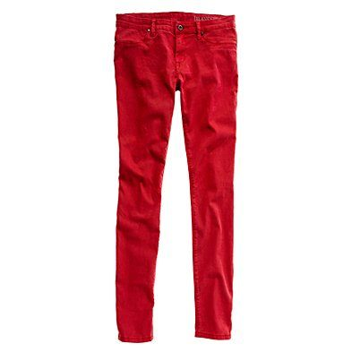 need red jeans