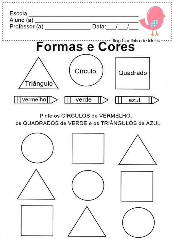 Atividades Matematica Na Educacao Infantil Matematica Na