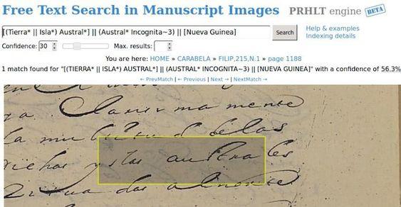carabela manuscritos - Buscar con Google