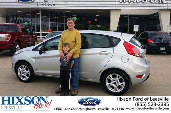 https://flic.kr/p/D2XYcR | #HappyBirthday to Tommy from Cindy Crosby at Hixson Ford of Leesville! | deliverymaxx.com/DealerReviews.aspx?DealerCode=VSBU