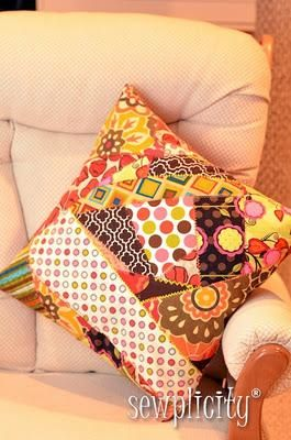 This is a great idea for abuelas clothing to make crazy quilt pillows.