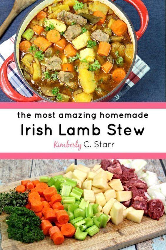 How to Make Irish Lamb Stew (and Flaunt Your Irish Heritage) – Kimberly C. Starr