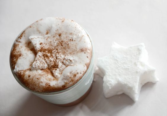 Yum! This is a super tasty hot chocolate recipe. You'll find the recipe over on our website. Enjoy!