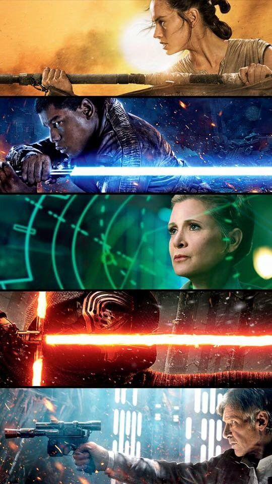 I bet the series (trilog-- https://en.wikipedia.org/wiki/Numeral_prefix hexalog-- will it be an ennealogy?) ends with 'Kylo Ren' being the Christ-figure like Thomas 'Neo' Anderson ...