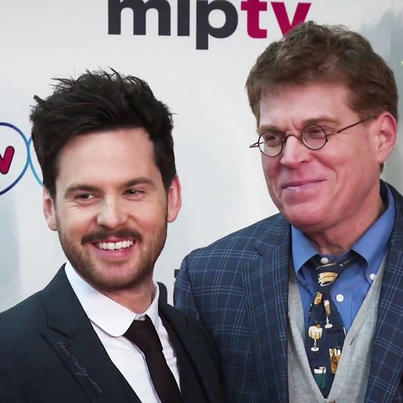 The Collection: new MipTV red carpet video | Tom Riley