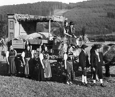 Brautwagen aus Donaueschingen#Hochschwarzwald