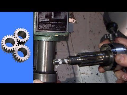 Drill Spindle Or Drill Chuck Run Out Youtube Drill Chucks Drill Pedestal Drill
