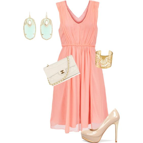 Summer party dress. Cute! | Just a Little of Me | Pinterest ...