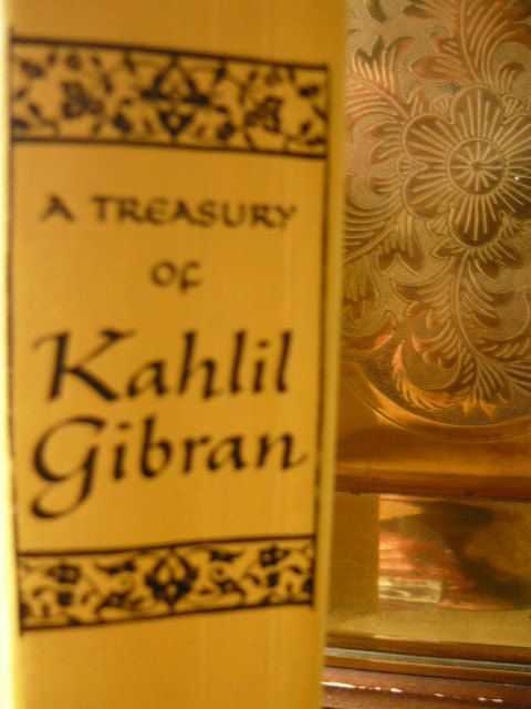 A Treasury Of Kahil GibranWords of by PrintedWordsOfWisdom on Etsy