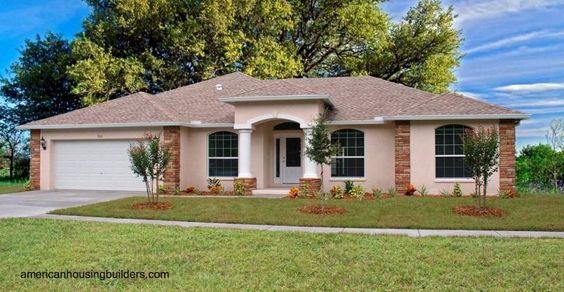 Dise os de casas estilo americano buscar con google for Casas estilo americano