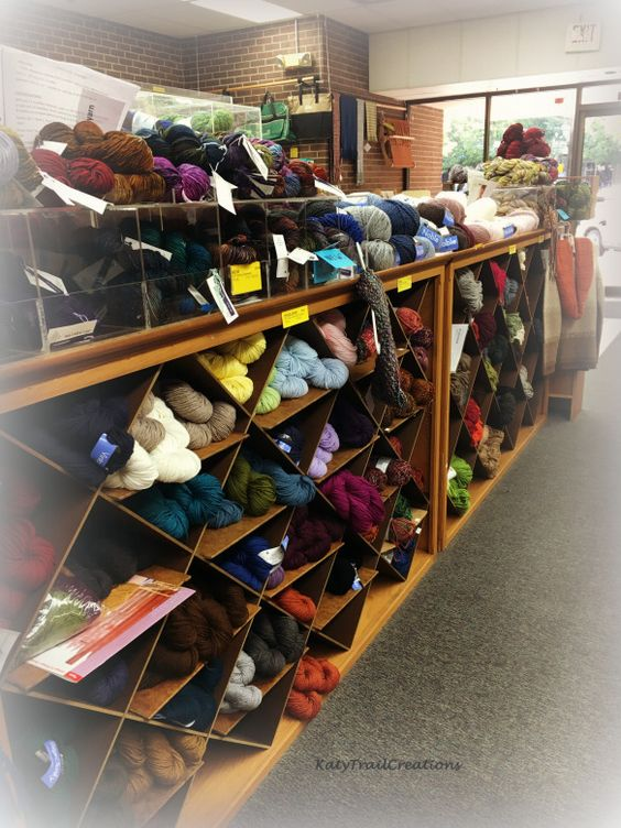 Quest I spent a couple hours Saturday on a mission. I was informed by my resident daughter of Lawrence, Kansas that there was 'this yarn shop'. No more words needed. We hopped in the tr…