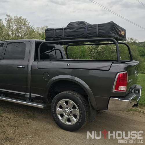 Nutzo Rambox Series Expedition Truck Bed Rack Nuthouse Industries Rambox Expedition Truck Trucks