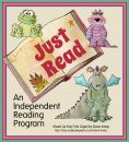 Independent Reading Program - Just Read Theme product from The-Library-Patch on TeachersNotebook.com