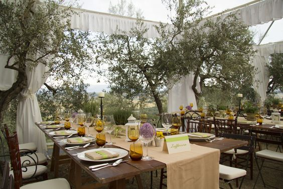 Matrimonio In Stile Country : Allestimento in stile country per matrimonio campagna