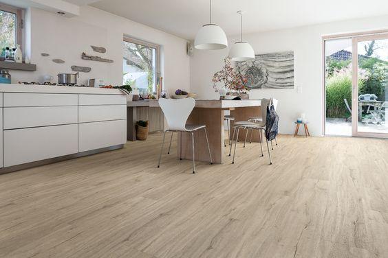 534234 Disano Life by Haro Designboden Eiche Columbia Grau - küchenrückwand edelstahl optik