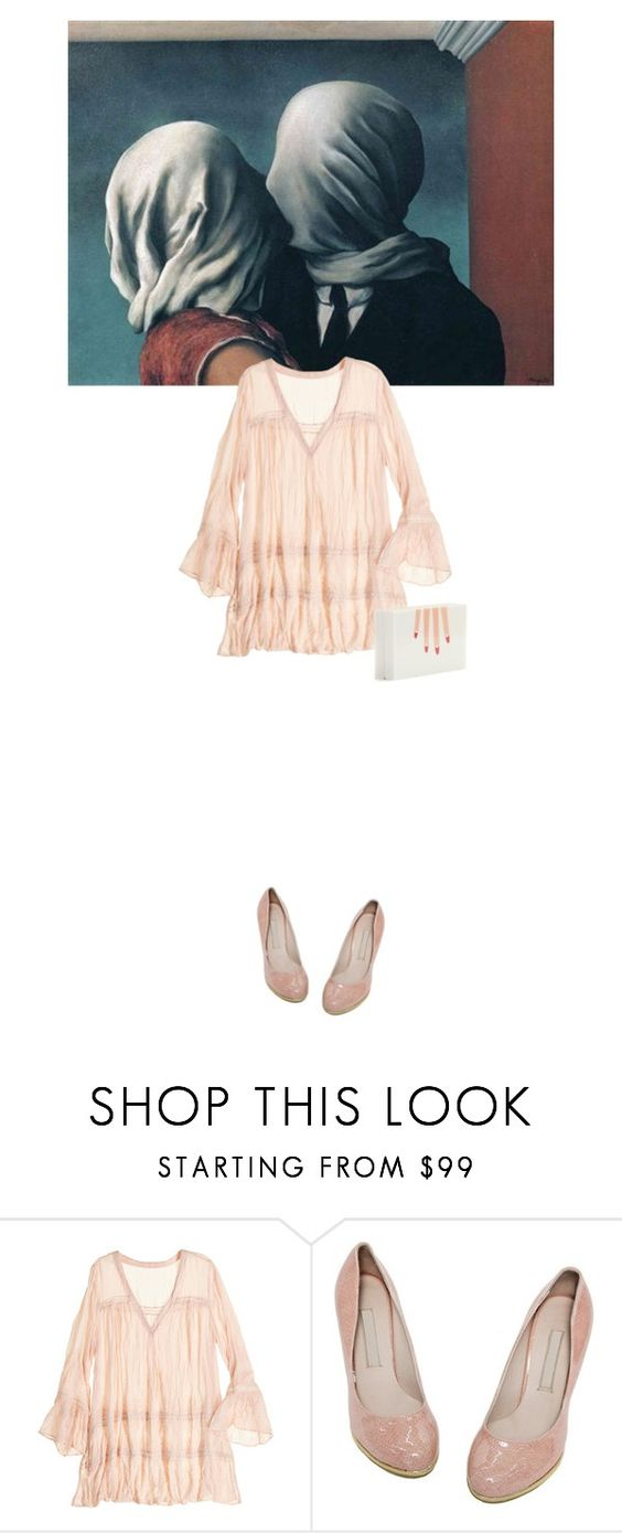 """""""#231"""" by ollie77761 ❤ liked on Polyvore featuring Calypso St. Barth, Charlotte Olympia and neutrals"""