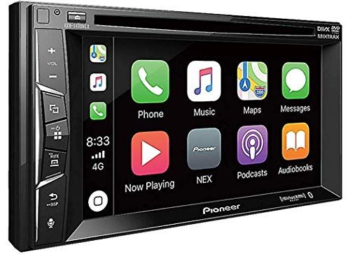 Pioneer Avh 1400nex Digital Multimedia Receiver Car Accessories Online Market Apple Car Play Bluetooth Car Stereo Touch Screen Car Stereo