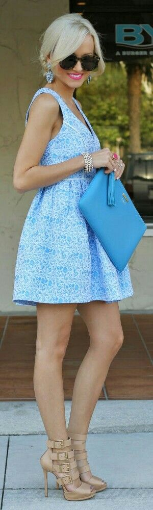 Spring street fashion chic /karen cox. Spring Trends with Zappos / A Spoonful of Style