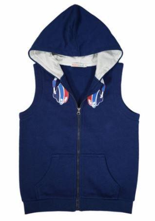 Hooded Vest