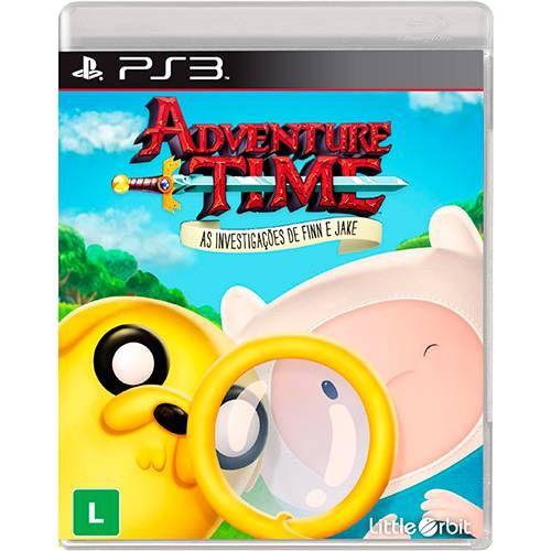 Foto 1 Game Adventure Time As Investigacoes De Finn E Jake