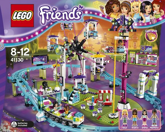 LEGO Friends grosser Freizeitpark
