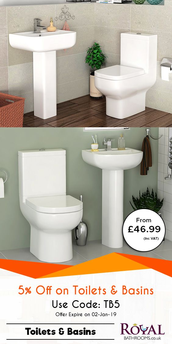 Amazing Extra 5 Off On Christmas Also 70 Off On Autumn Sale For Toilts And Basins Contemporary Toilets Basin Vanity Unit Bathroom Inspiration