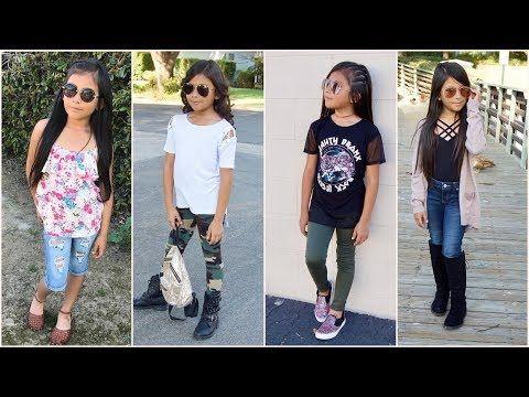 اشيك ملابس بنات خروج 2018 لبس خروج صيفي شيك 2018 Youtube T