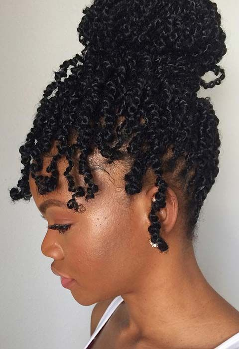 45 Gorgeous Passion Twists Hairstyles Stayglam Twist Braid Hairstyles Hair Styles Twist Hairstyles