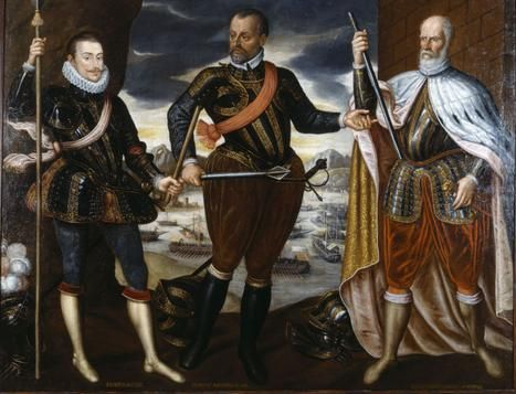 Victors of Lepanto - Seeschlacht von Lepanto – Wikipedia