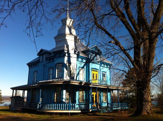 maison victorienne saint antoine de tilly qc canada - Maison Canada