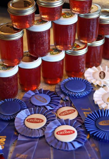 How to Make Blue Ribbon Winning Jams & Jellies: Includes Recipes and TONS of tips