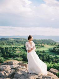 Timeless + Elegant Villa Parker Wedding Inpsiration