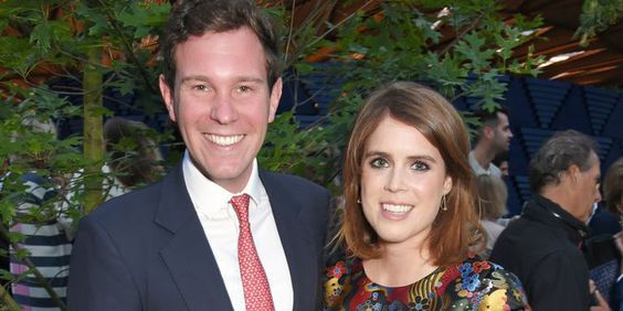 Here's Who To Expect at Princess Eugenie & Jack Brooksbank's Wedding