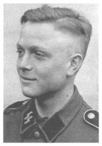 SS Haircut #2 | German Weapons WW2 | Pinterest | Haircuts ...