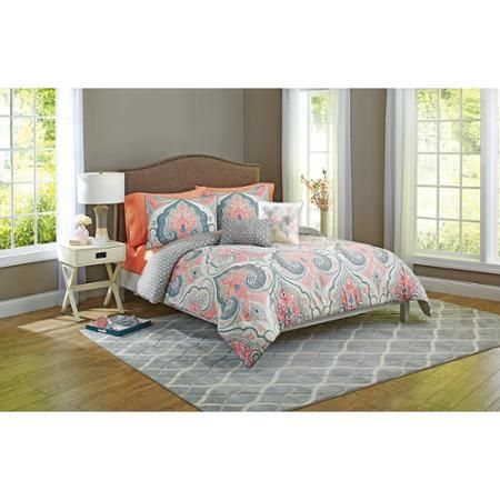 Better Homes And Gardens Home And Garden And Comforter Sets On Pinterest
