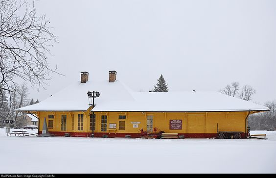 RailPictures.Net Photo: N/A Soo Line N/A at Moose Lake, Minnesota by Todd M.