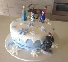 Image result for frozen cake