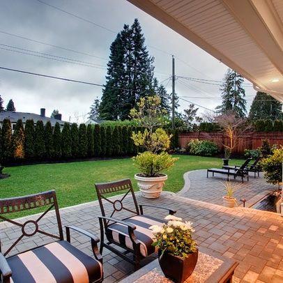 Backyard Ideas: