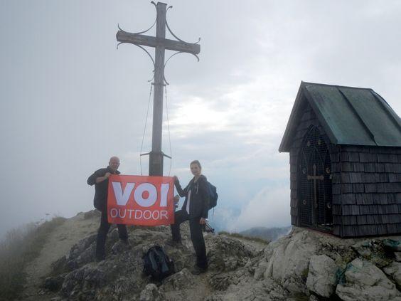Wanderung auf den Geigelstein. http://www.voi-outdoor.de/wanderungen/geigelstein-der-berg-zwischen-2-welten/