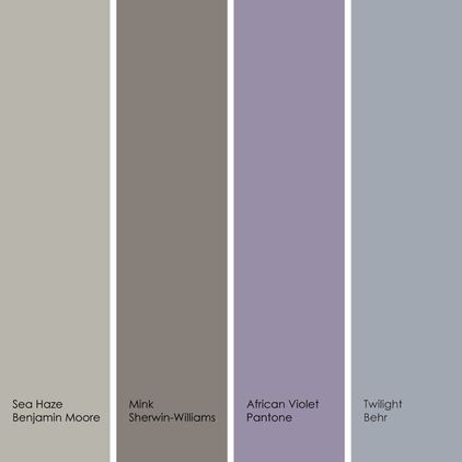 A sampling of neutral hues forecast to be big in 2013 1 for Neutral blue grey paint color