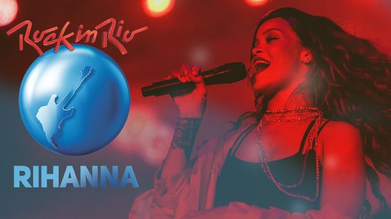 Rihanna  - Live at Rock in Rio Brazil 2015