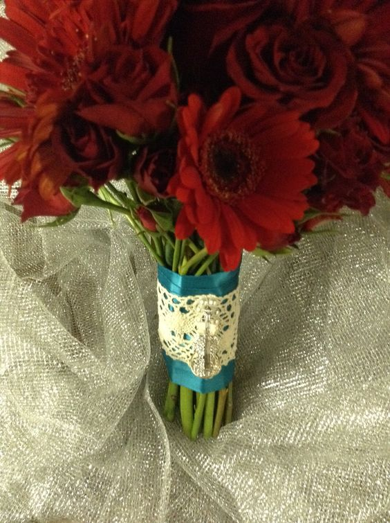 Personalize your bouquet